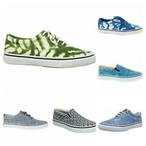 Sperry Top Sider Canvas Trainers Casual