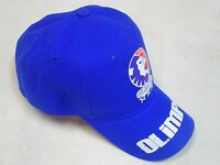 Club Deportivo Olimpia Cap Hat Color Blue