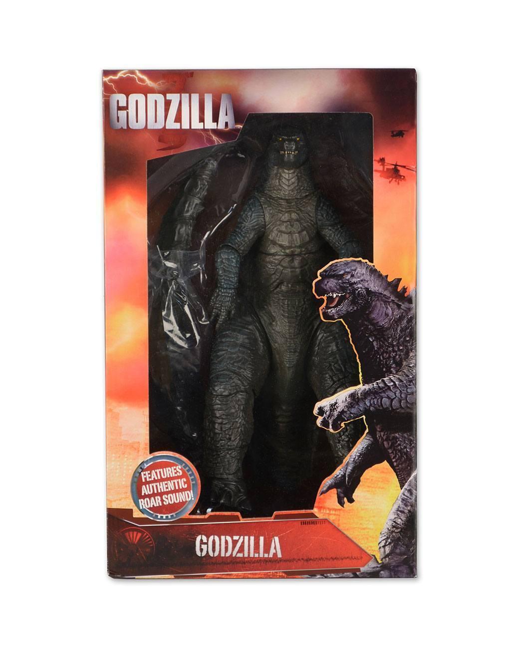 Godzilla 2014 - Testa To Tail  azionefigur con Suono ca.61cm Neca Nuovo (KA5)  la migliore moda