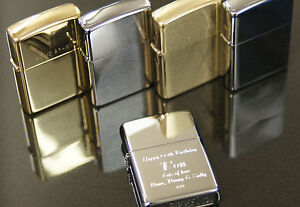 Personalised-Zippo-Lighters-free-engraving-fast-free-delivery-Genuine-Zippo