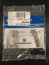 FORD OEM 11-18 Fiesta Front Suspension-Lower Control Arm Bolt W703432S900