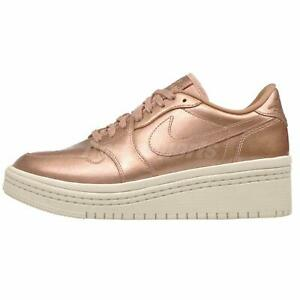 b849950b70581 Nike Wmns Air Jordan 1 Retro Low Lifted Casual Womens Shoes AO1334 ...