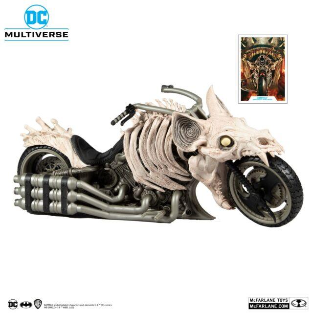 McFarlane Toys DC Multiverse Dark Nights: Death Metal Motorcycle Vehicle