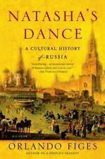 Natasha's Dance: A Cultural History of Russia, Orlando Figes, Good Book