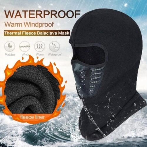 Thermische Vollmaske Windproof Winter Warm Bike Hat Antidust Windproof Cycling
