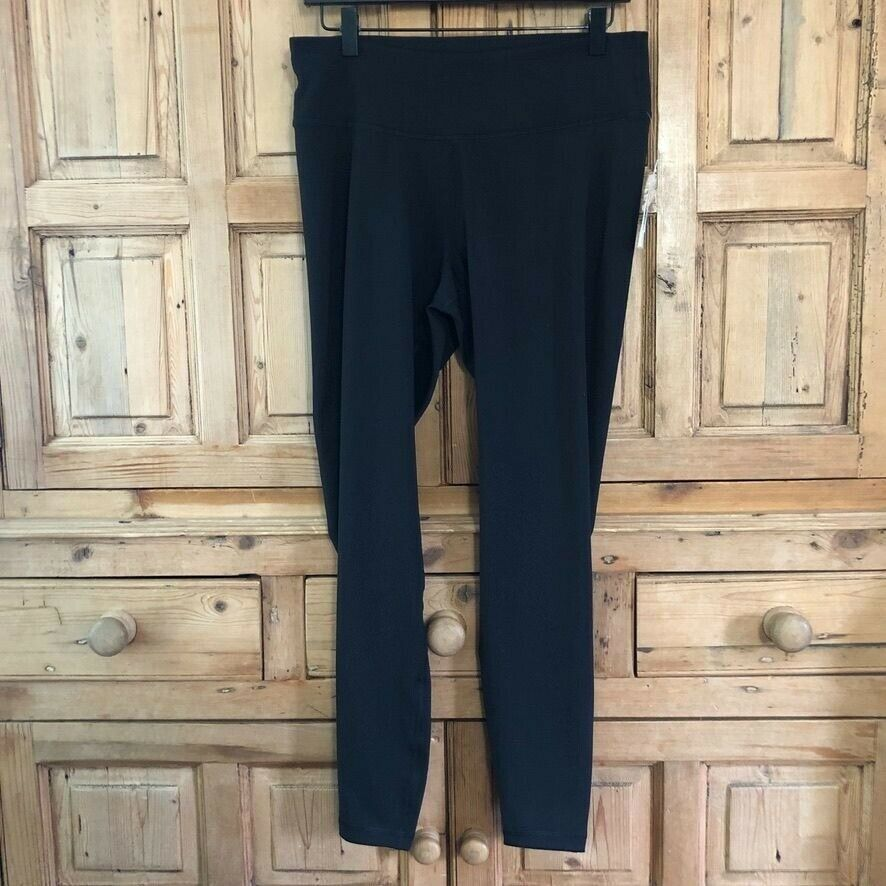 Women's NWT Old Navy 1X Elevate Cropped Leggings