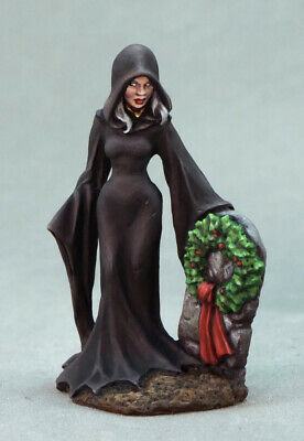 Reaper Mini Ghost of Christmas Yet to Come (2019) #01643 Unpainted Metal Figure 762486016431 | eBay