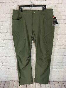 Armour Adaptar Pantalones Tacticos Para Hombre Under Tormenta Repelente Al Agua 42x32 Mod Verde Nuevo Con Etiquetas Ebay