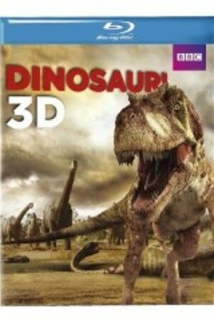 DINOSAURI 3D  BLU-RAY    DOCUMENTARIO