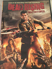 Dead Rising: Watchtower (DVD, 2015)Sealed,WS,Horror,Zombie,Rob Riggle,Scary Dead