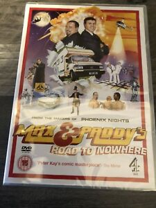 Max-And-Paddy-039-s-Road-To-Nowhere-BRAND-NEW-AND-SEALED-REGION-2