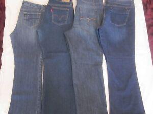 Courte Jeans De Cut 4 Boot Lot Femme 34x27 Jambe Zwd7Sqq
