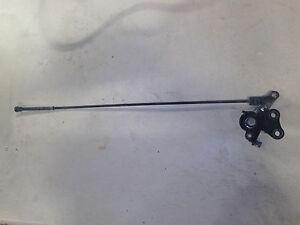 Mécanisme frein arrière / axe pédale / tringle Honda VT 500 CUSTOM VTC PC08 1987 - France - État : Occasion: Objet ayant été utilisé. objet présentant quelques marques d'usure superficielle, entirement opérationnel et fonctionnant correctement. Il peut s'agir d'un modle de démonstration ou d'un objet utilisé ayant été retourn