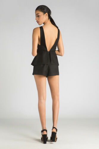 Pagliaccetto Finders Sz Black Paradise In Stranger S Playsuit Keepers Tuta Peplo fwY6RqHw