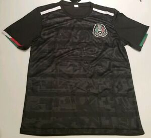mexico jersey black
