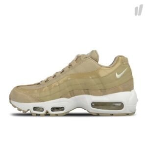 low priced 5cd5b d1fde Details about UK 4.5 Nike Air Max 95 Mushroom/Sail Trainers EUR 38 US 7  307960-201