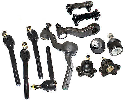 STEERING KIT CHEVY GMC C1500 C2500 2WD BALL TIE ROD END