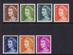 Australian-Decimal-Stamps-1966-7-QE11-Heads-Nicely-Centred-MNH-NICE-LOT