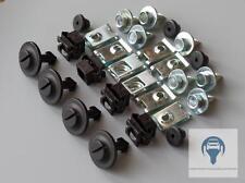 Unterfarschutz Motorschutz Montage Kits Clips Audi A4 B5 Seat Exeo Superb Passat