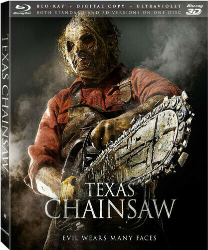 Texas Chainsaw [New Blu-ray 3D] With Blu-Ray, 3D, Digital Copy