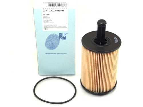 1x Ölfilter BLUE PRINT ADA102101 Audi Seat Skoda VW Ölfilter