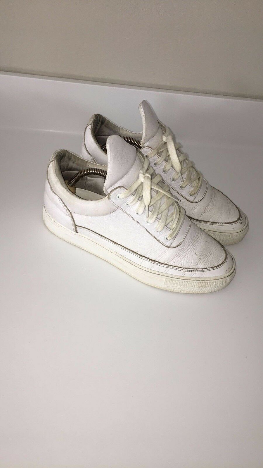 Men/Women Filling pieces Low design Top Trainers White Charming design Low Sales Italy Reliable reputation 045f13