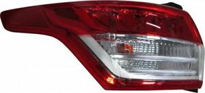 Ford-Kuga-Mk2-SUV-10-2012-gt-Led-Outer-Wing-Rear-Tail-Light-Lamp-Passenger-Side