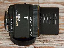 TRUE MACRO Nikon AF fit Sigma 50mm Digital EX DG AF 1:1