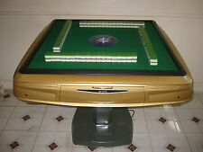 Automatic Mahjong Table with Chinese tiles