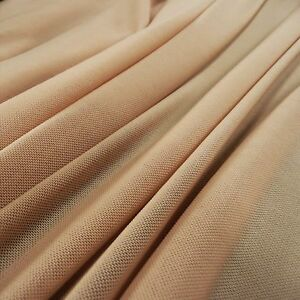Lingerie-Mesh-Flesh-Skin-Nude-Colour-Fabric-4-way-stretch-illusion-panel