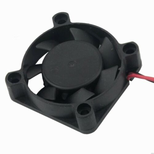 50Lot DC Brushless Computer Chassis Cooling Industry Fan 5V 2Pin 4cm 40mm x 10mm