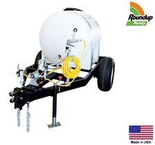 Sprayer Commercial Trailer Mounted Pto Powered 300 Gallon Roundup Ready