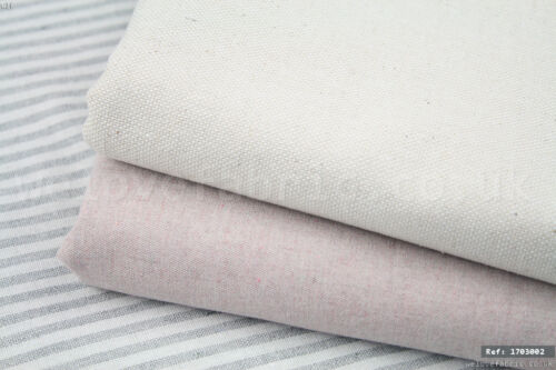 "Cotton Linen Blend  Fabric 55/"" Wide Premium Quality"