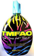 TMFAO Dark Bronzing Tanning Bed Lotion Bronzer By Supre Tan