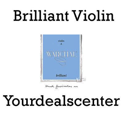 Warchal Brilliant 15-16 Viola C String Medium Gauge Silver Wound//Synthetic