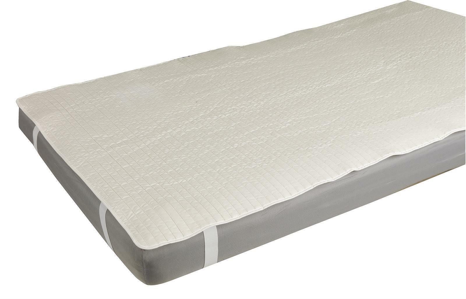 Traumina Cool Leinen Hygieneauflage 100 x 200 cm Naturfaser