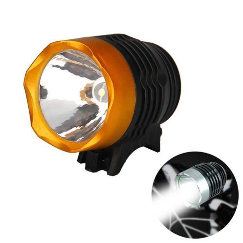 UK 1200LM LED Bike Head Light Front Handlebar Lamp Flashlight Safety Waterproof