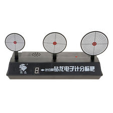 Automatic Reset Airsoft Target Panel Shooting Game For Toy Gun Dart Air Rifle