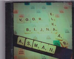 ASMAN-Bijna-Voor-Elkaar-cd-album