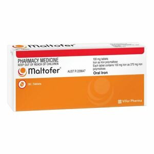 MALTOFER-30-ORAL-IRON-TABLETS-FERROUS-SUPPLEMENTS-FOR-IRON-DEFICIENCY