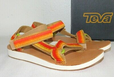 Teva Size 8 Ombre Sandals New Womens Shoes