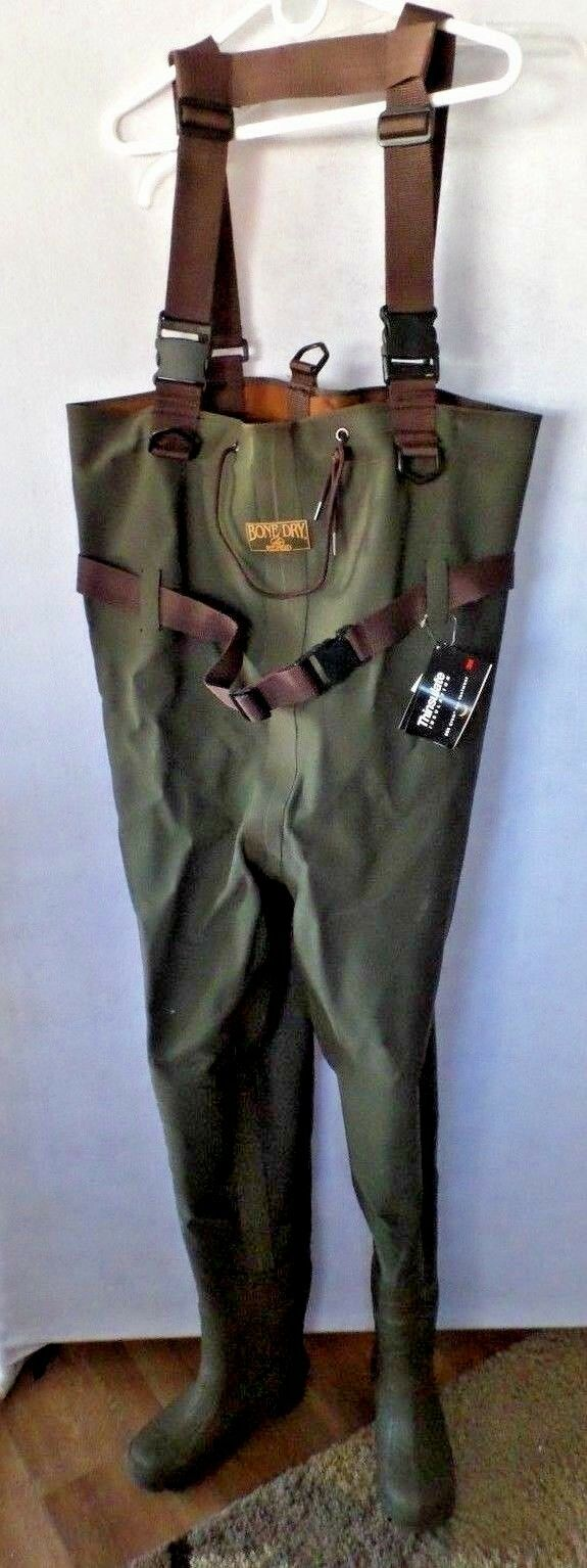 RedHead Bone Dry Chest Waders  Mens Size 7  very popular