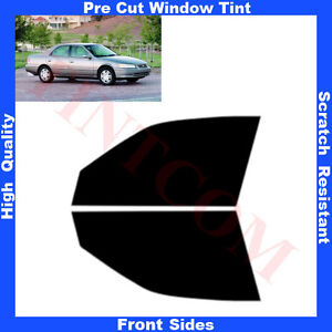 Pre-Cut-Window-Tint-Toyota-Camry-4-Doors-Saloon-1997-2002-Front-Sides-Any-Shade