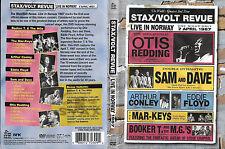 DVD**STAX/VOLT REVUE**Live in Norway 1967**Otis Redding, Sam & Dave, etc..