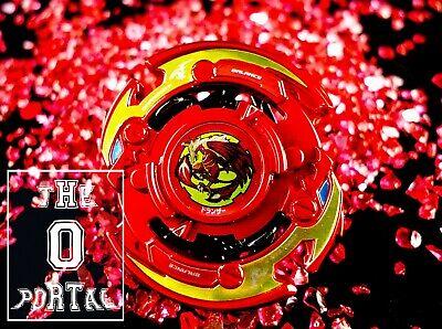 TAKARA TOMY Beyblade BURST CoroCoro Limited Red Tornado Wyvern V.JP-ThePortal0