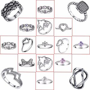 Shining-Crystals-Rings-Wedding-Engagement-Gift-For-Woman-925-Silver-Fine-Jewelry