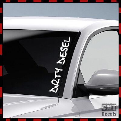 Car Nissan Voiture//Van Pare-brise Decal Sticker JDM Drift 17 Couleurs 550 mm