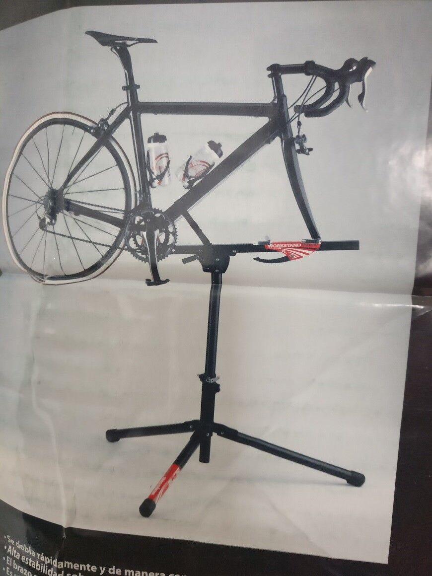 Elite Race Bicycle Workstand Workshop Tripod Repair PRO BRAND NEW