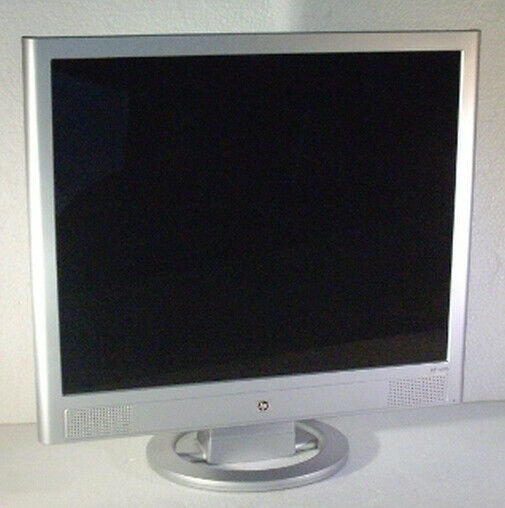 Hp Pavilion VS19B 48cm ( 19 Zoll ) TFT Monitor Bildschirm P8726A3 Speaker silber