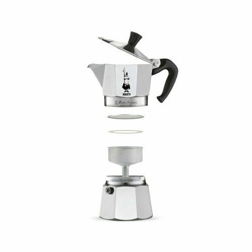 Genuine Italian 6 Cup Bialetti Moka Coffee Maker